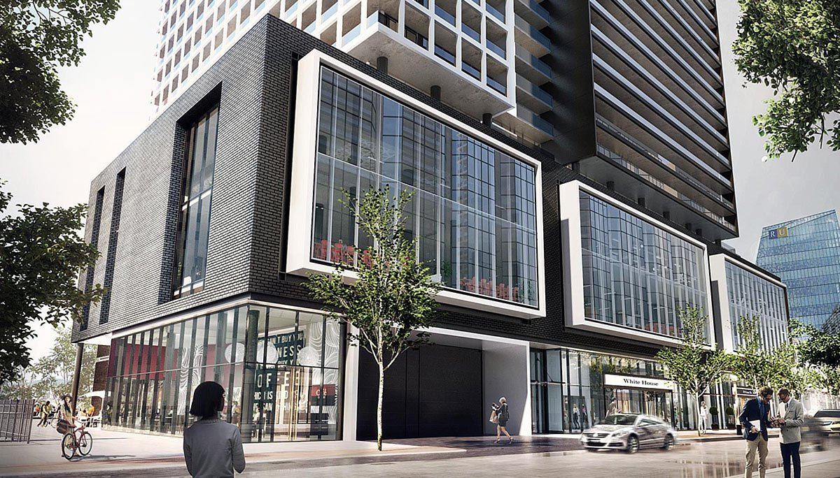 New Condo project at 20 Edward Street, Toronto, ON M5G 1C9