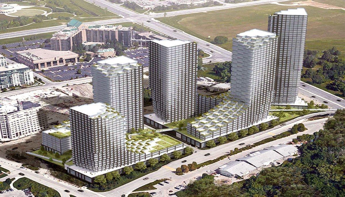 New Pre-construction Condo Development Hwy 7 and Warden