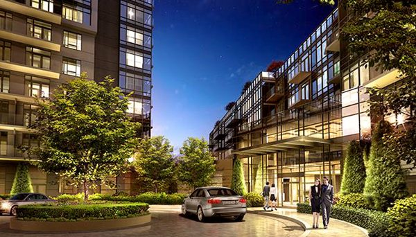 New Condo Development at 2205 Sheppard Ave E, North York, ON M2J 4T4
