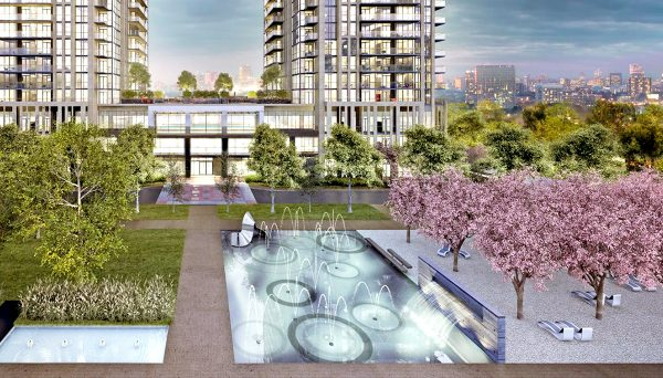 New Condo Project at Condo Project at Zorra St, Etobicoke, ON