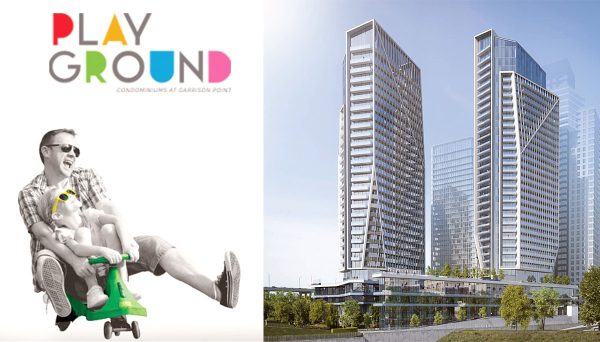 Playground Condos at Garrison Park
