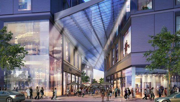 This new building is being designed by three renowned architectural firms; Arquitectonica, S9 Architecture and Sweeny & Co