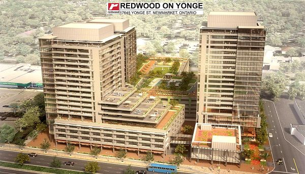 Redwood On Yonge Condos