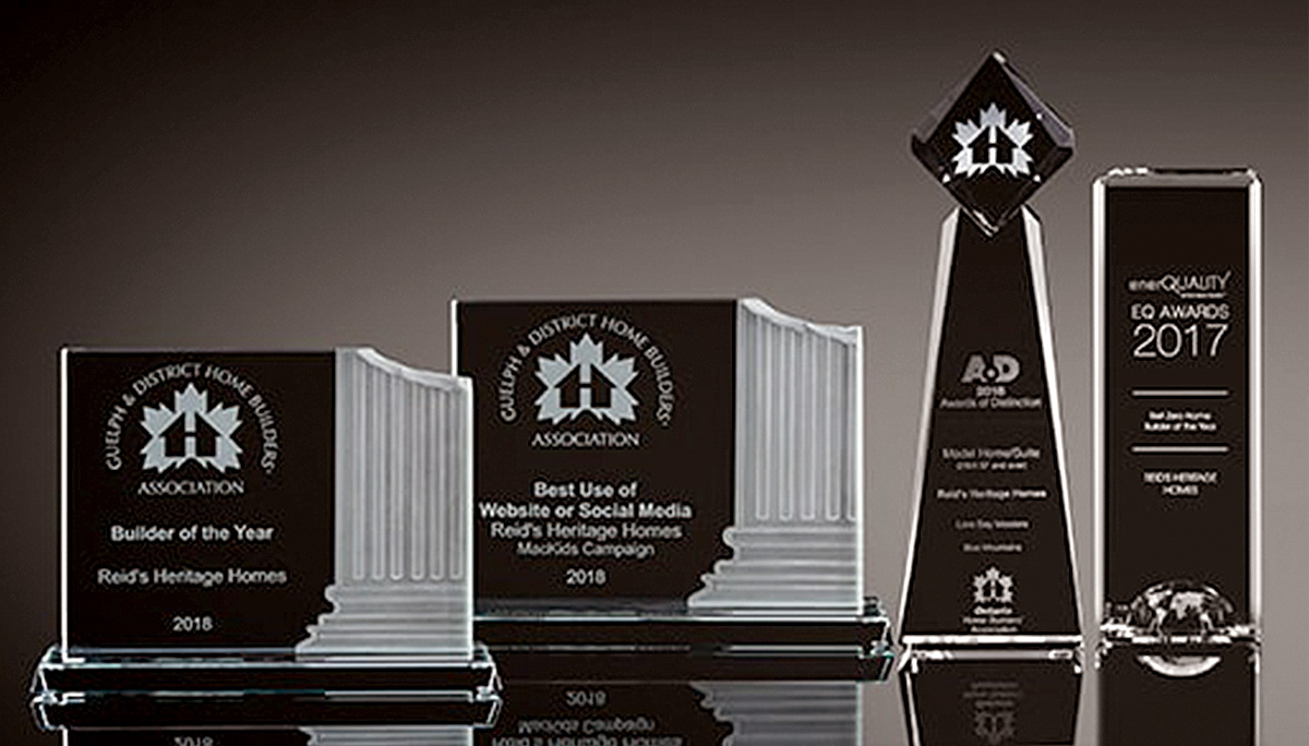 An award-winning and well-established developer for the last 40 years
