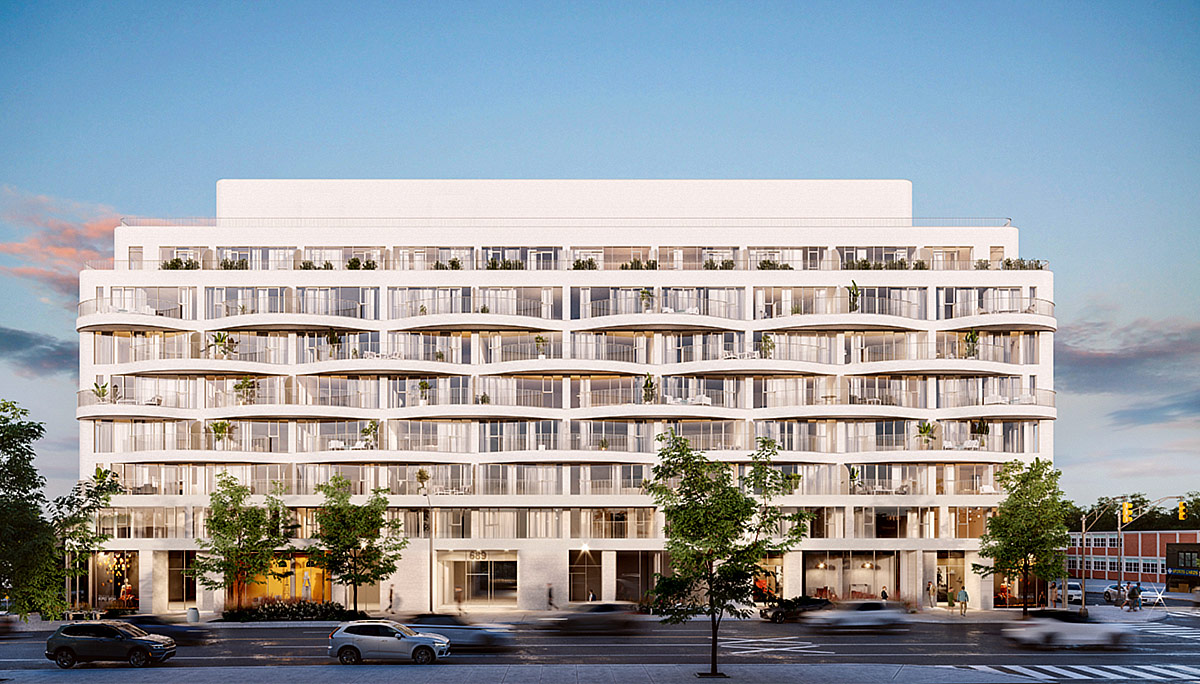 New Condo Project at 689 The Queensway, Etobicoke, ON M8Y 1L1