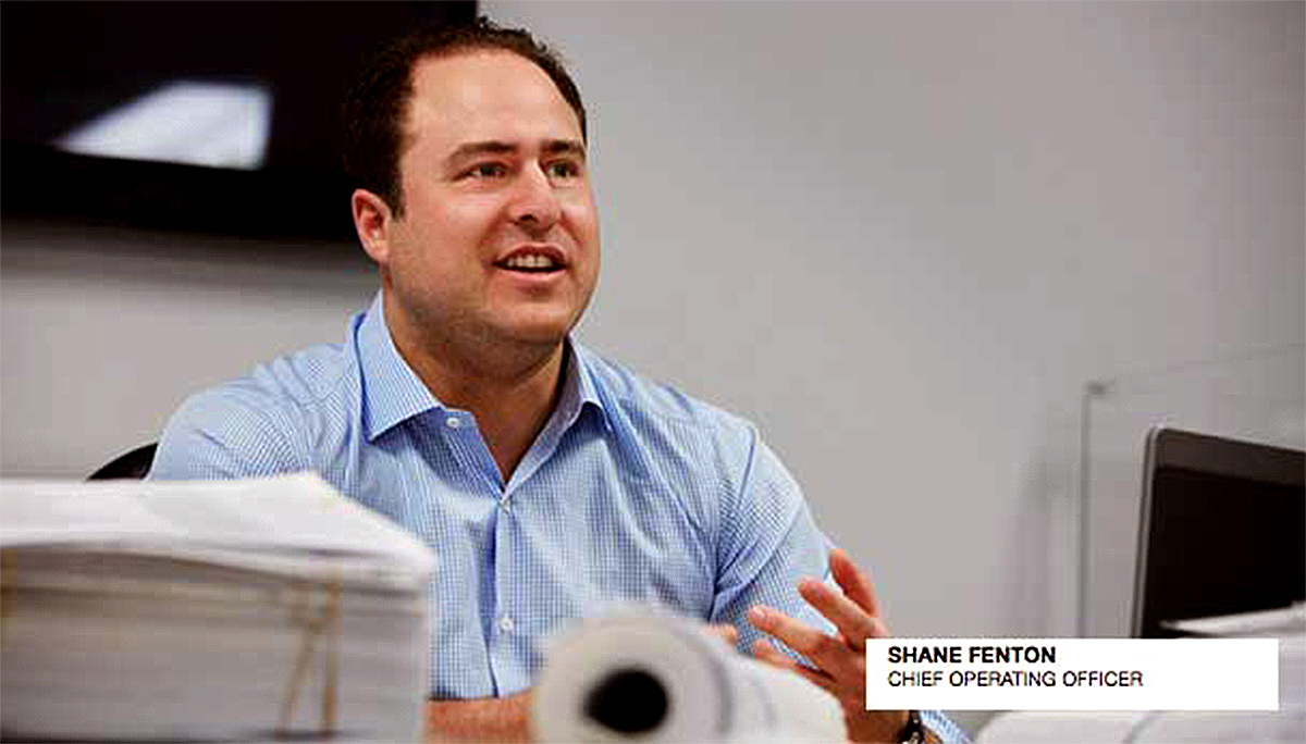 Shane Fenton - Chief Operating Officer at Reserve Properties
