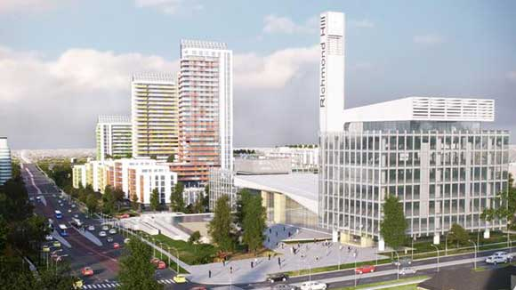 Richmond Hill: An urban growth centre and mobility hub
