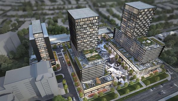 New Condo Project at 4620 Eglinton Ave W, Etobicoke, ON M9A