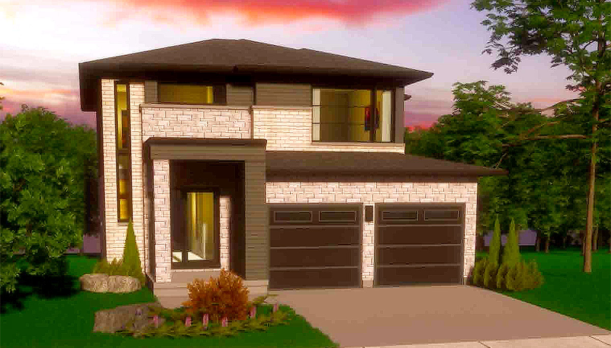 New Townhome Project at Rice Rd & Port Robinson Rd, Pelham, ON L3B 5N5