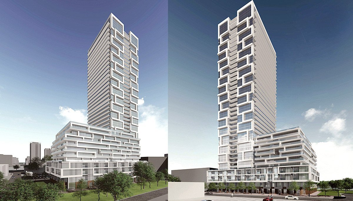 New Condo project at 5 Defries St, Toronto, ON M5A 3R4
