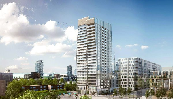 Condo Project at 677 Queen St E, Toronto, ON, M4M 1G6
