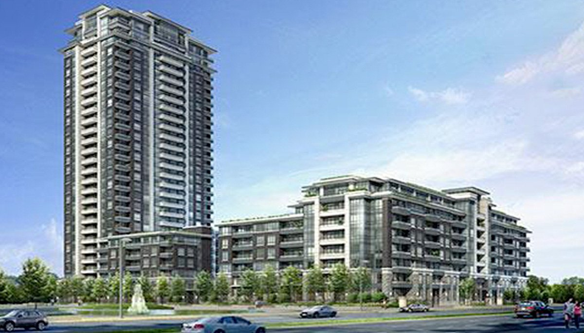 New Condo Project at Water Walk Dr, Markham, ON L3R 1L5