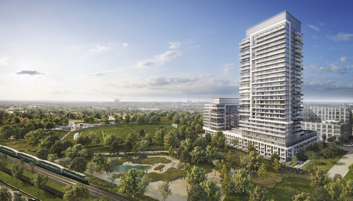 New Condo Project at 251 Manitoba St, Etobicoke, ON M8Y 0B3