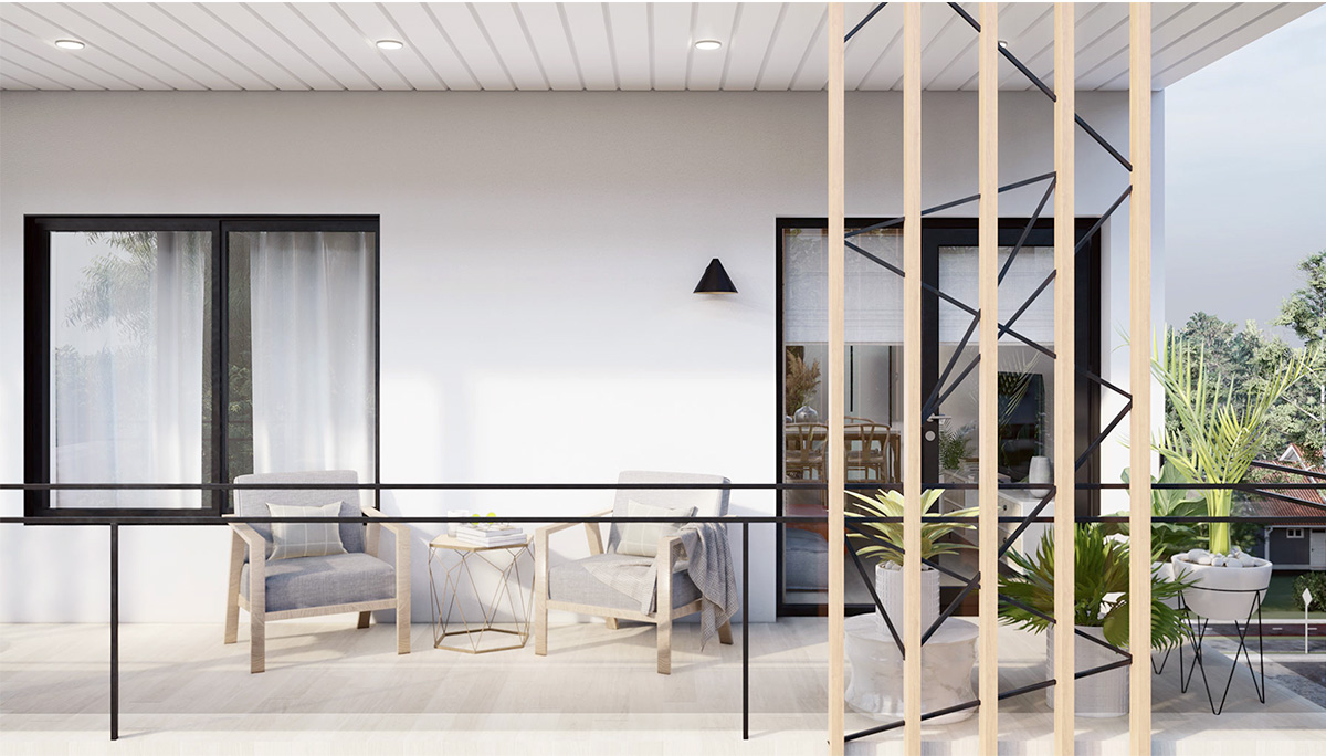 This green building will feature stunning indoor and outdoor designs