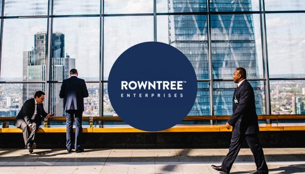 The company is the brainchild of visionary leader Bryan Rowntree