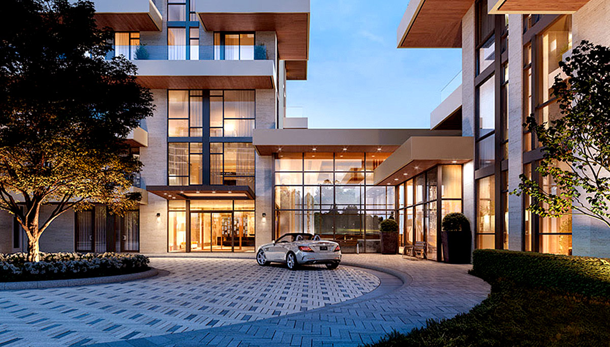 New Condo Project at 7859 Yonge St, Thornhill, ON L3T 2C4