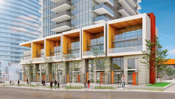 New Condo Project at 1001 Sheppard Avenue East, North York, ON M2K 1C2
