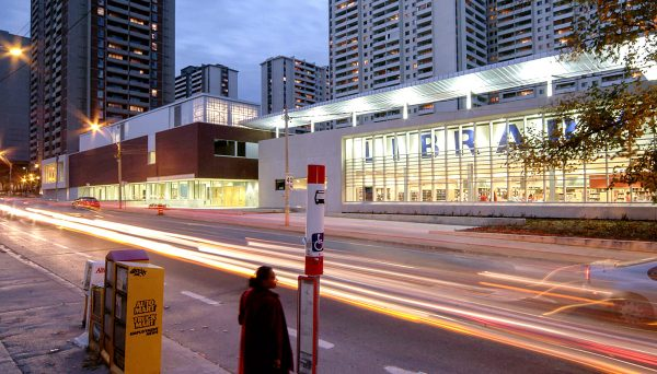 New Condos Near Sherbourne and Wellesley Intersection