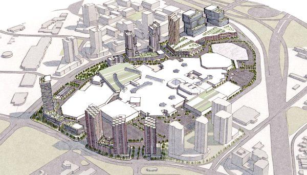 Sherway Gardens Redevelopment Master-Planned Community