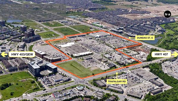 SmartCentres Oakville North Master-Planned Community