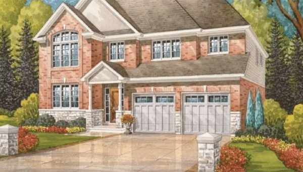 New Family Home Developments at Silverwood Ave, Welland , ON