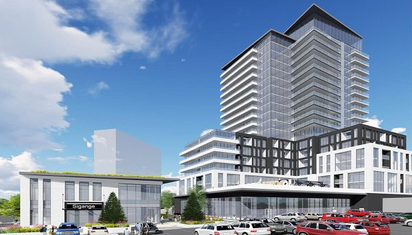 New Condo Project at 41 Clark Ave, Thornhill, ON L4J 6W7
