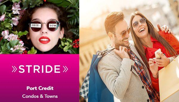 Stride Condos & Towns
