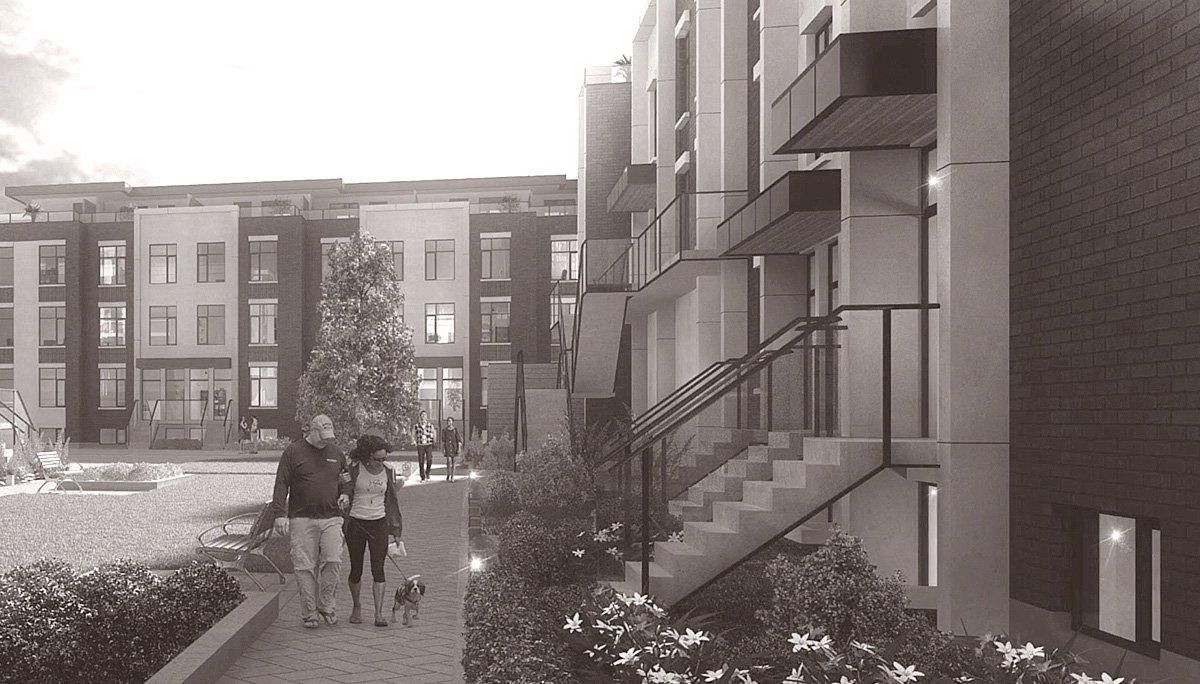 New Family Condo Towns at 507 Lakeshore Rd E, Mississauga, ON L5G 1H9
