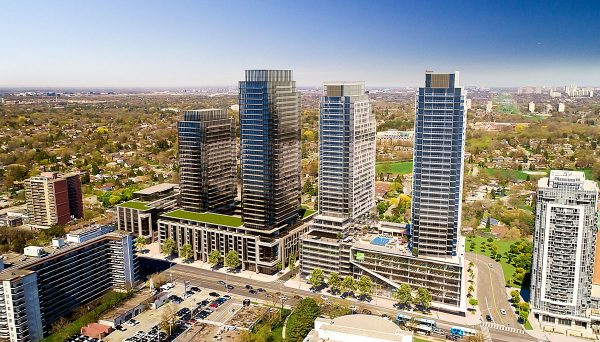New Condo Project at 5851 Yonge St , North York, ON M2N 5S4