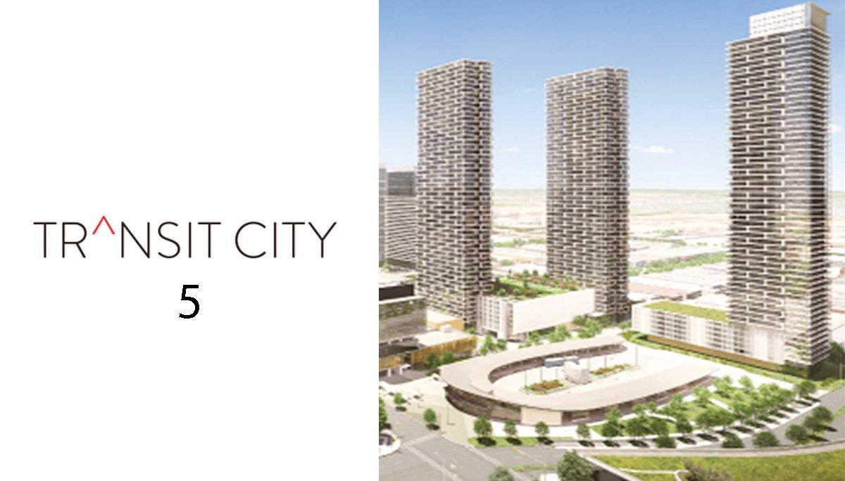 Transit City 5 Condos