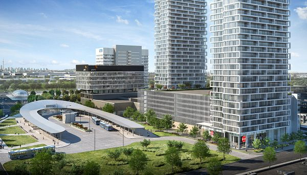 New Condo Project at York Regional Road 7, Vaughan, ON