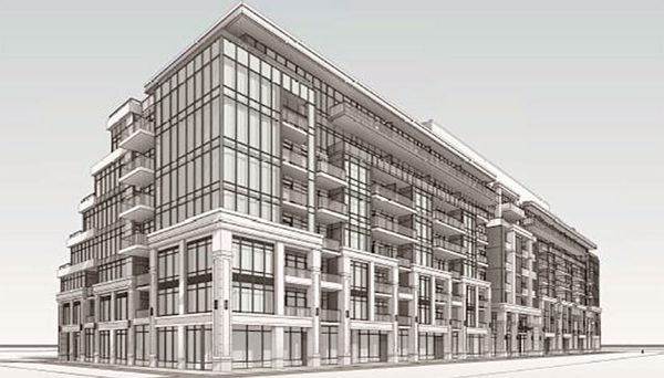 Nerw Condo Project at 258 Sheppard Ave W, North York, ON M2N 1N3