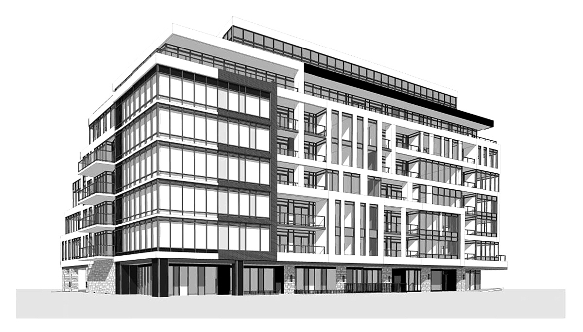 New Condo Project at 2810 Bayview Ave, North York, ON M2K 1E4