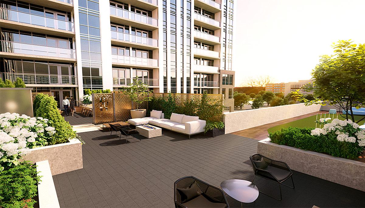 New Boutique-Style, Mixed-use development 8-Storey Condominium Development