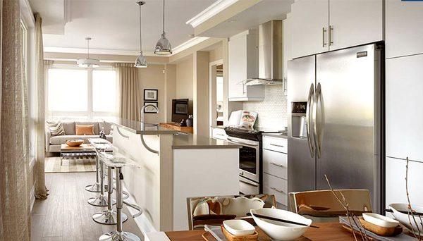 Open Concept Condominium