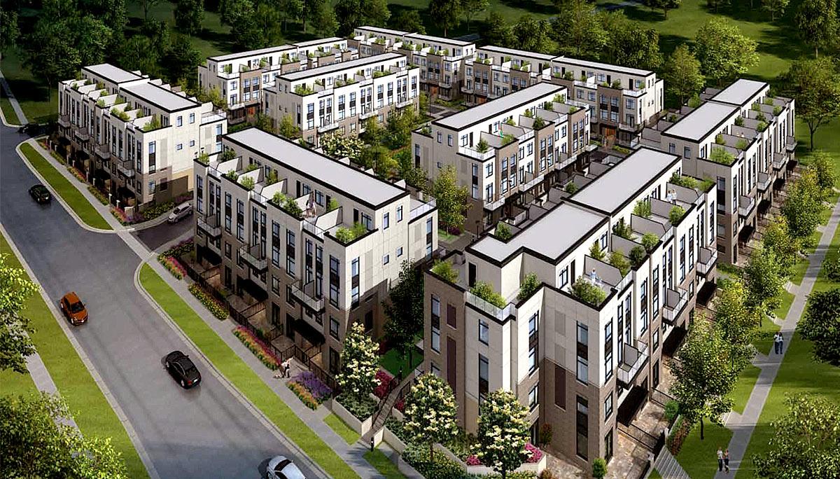 New Townhome Development at 8175 Britannia Rd, Milton, ON L9T 7E7