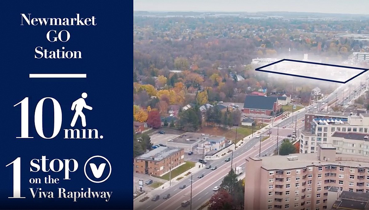 New Condominium 10 mintes from NewMarket Go Train Station