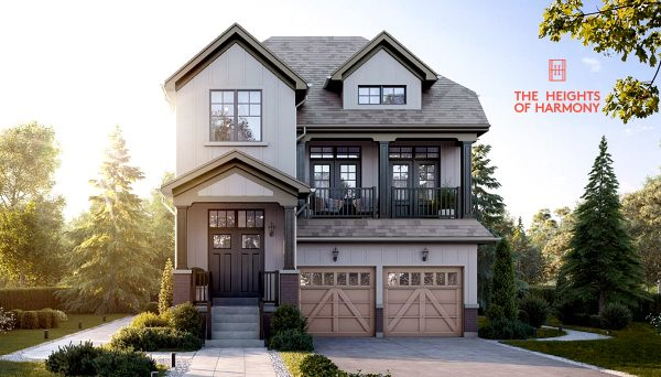 New Homes at The Heights of Harmony Master-Planned Community