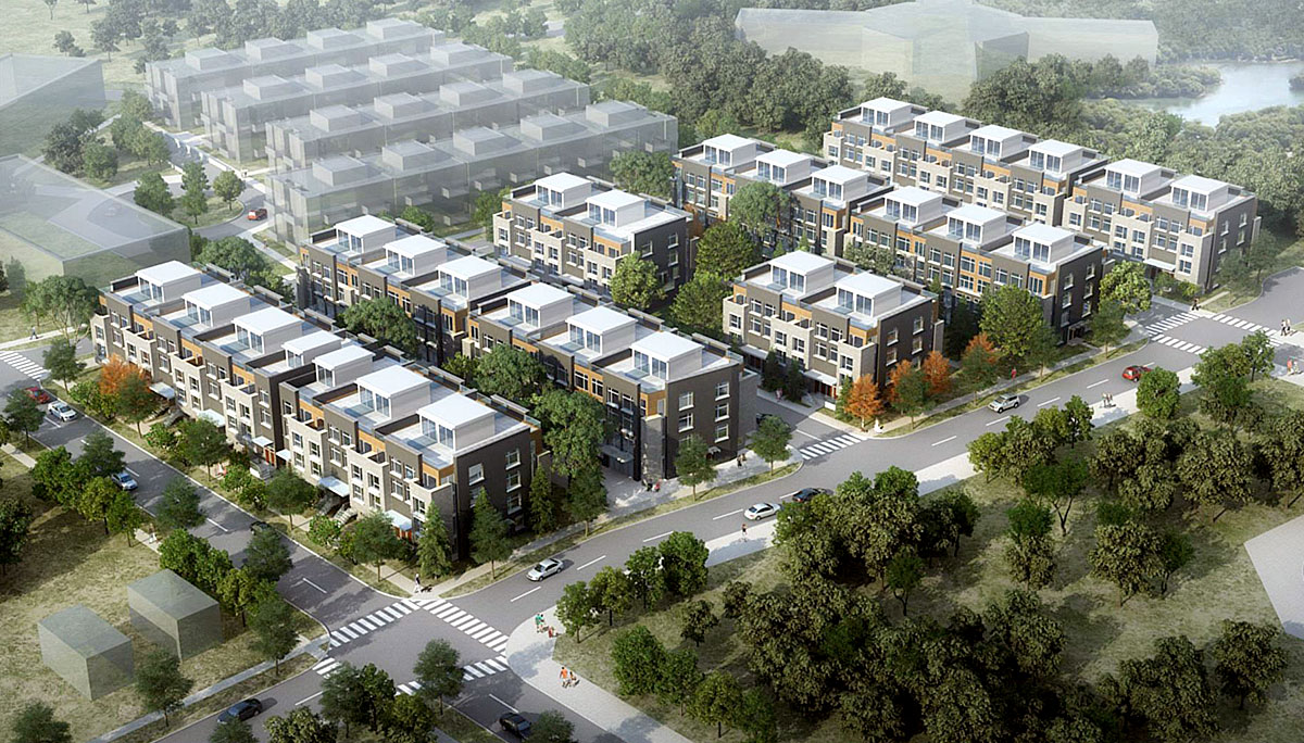 New Pre-construction Townhomes at Elgin Mills and Bayview Ave.