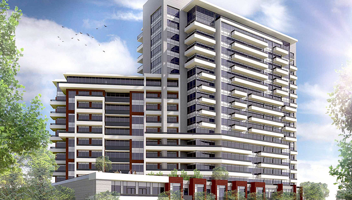 New Condos at 10 Wilby Crescent, Toronto, ON M9N 1E5