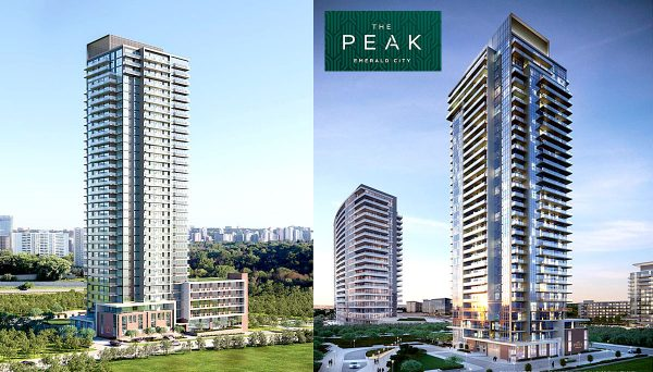 The Peak at Emerald City Condos