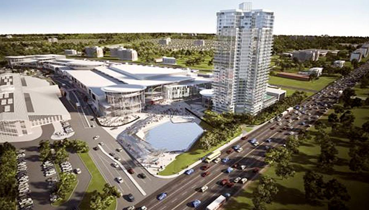 Mixed-use Development in Markham