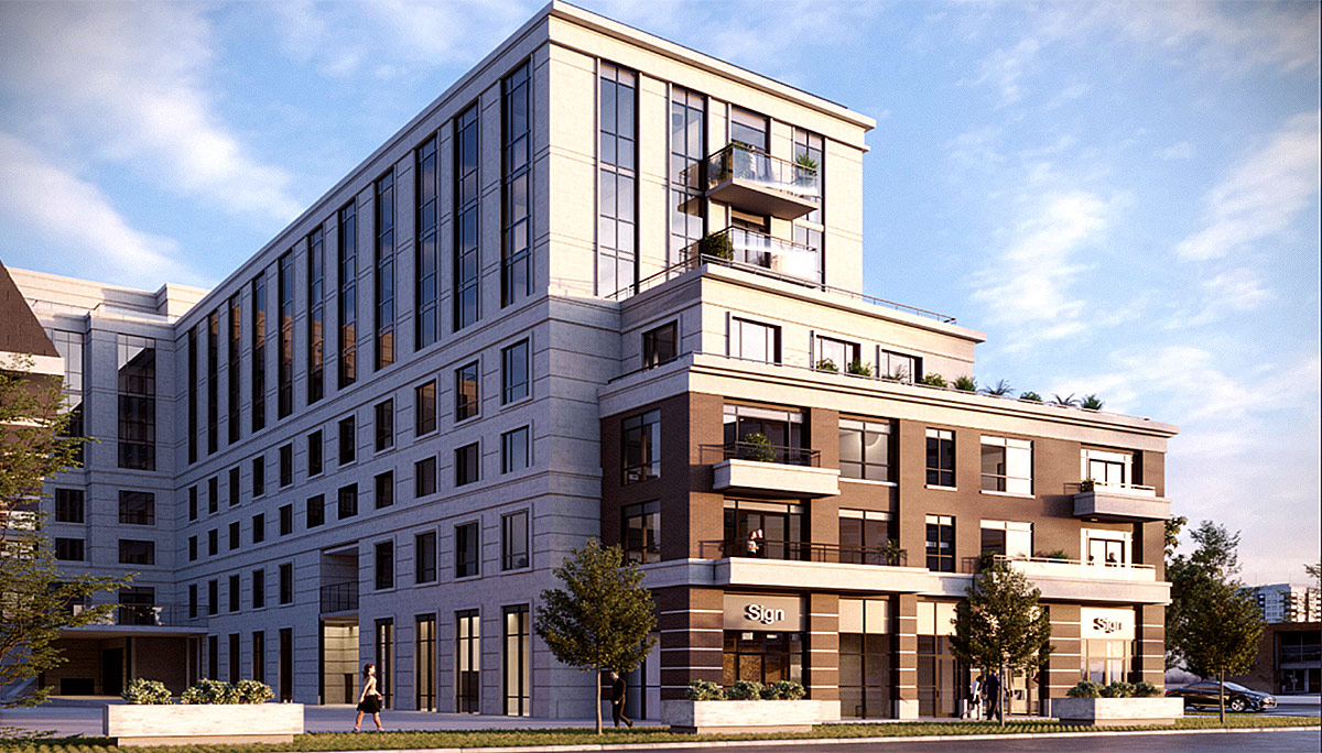 New Condo project at 177 Woodbridge Ave, Woodbridge, ON L4L 2S9