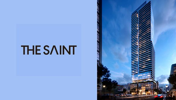 The Saint Condos at 89 Church St