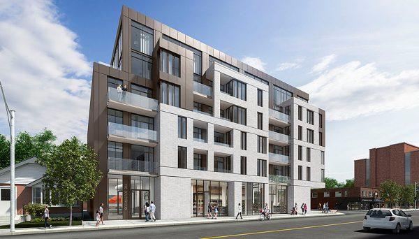 New Condos in Upper Beach neighbourhood