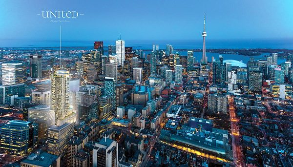 Condo Project at 481 University Ave, Toronto, ON
