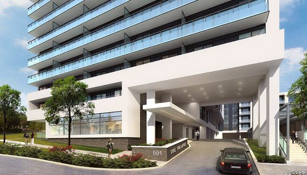 New Condo Project at 591 Sheppard Ave E, North York, ON M2K 1B4