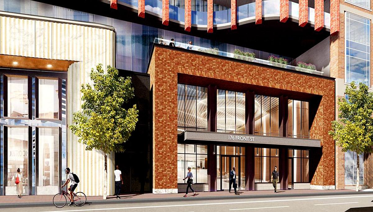 New Condo Project at 180 Front St E, Toronto, ON M5A 1E7