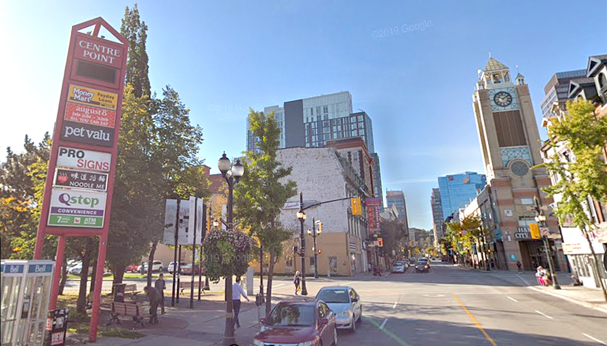 New Condo Project at 108 James St N, Hamilton, ON L8R 2K7