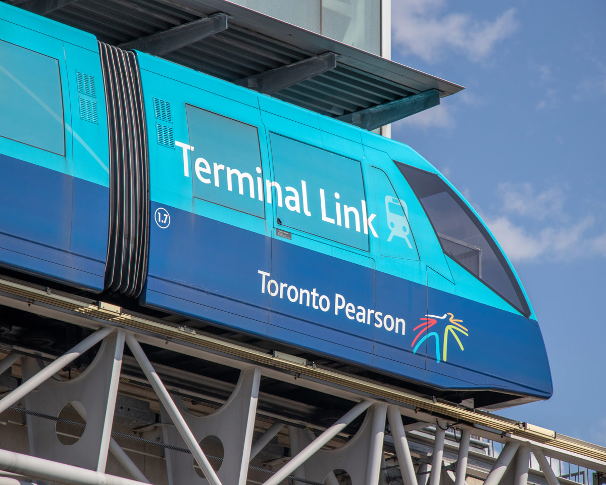 New Transportation From Toronto to Pearson Airport